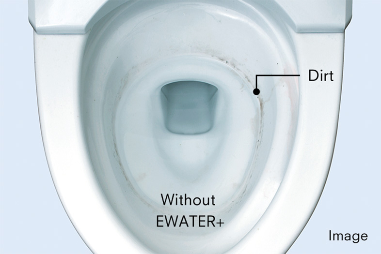 Cleanliness Benefit Technology Washlet Toto